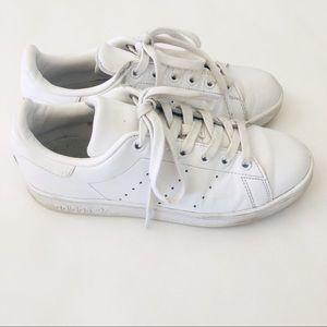Adidas Originals Stan Smith White Sneakers Size 6